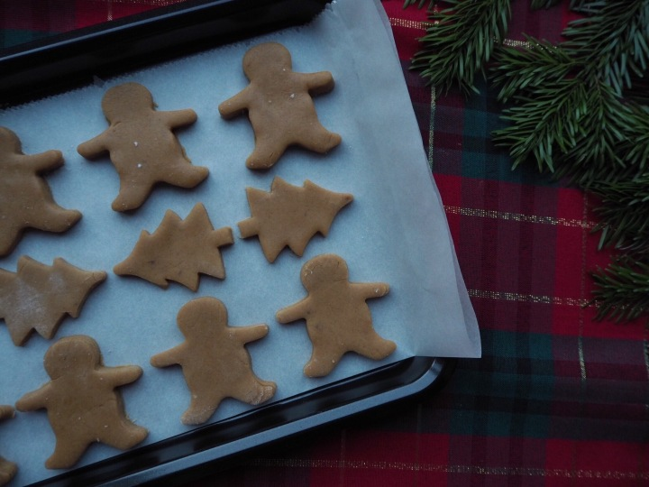 The Easiest Gingerbread…In Time For Christmas