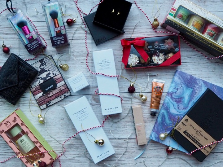 My Stocking Filler Gift Guide