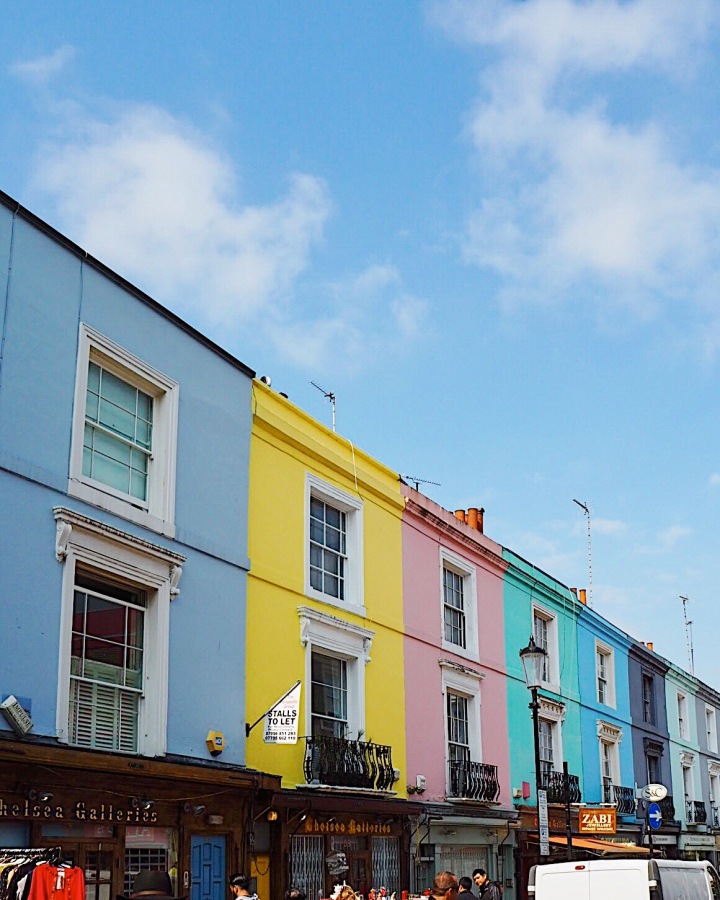 A day exploring Notting Hill